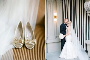 Sorrento Hotel Seattle Wedding