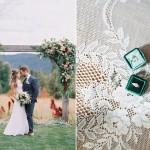 brown family homestead wedding leavenworth