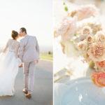 newcastle golf club wedding film photography