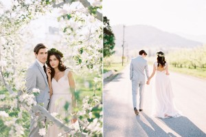 Leavenworth wa wedding orchard