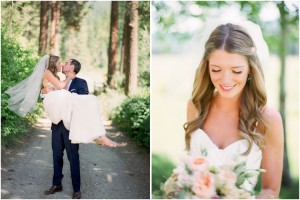mountain springs lodge film wedding photography
