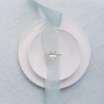 Susie Saltzman Engagement Ring