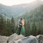 snoqualmie engagement photos