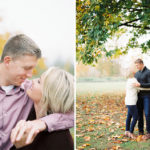 north bend engagement Photos on Film