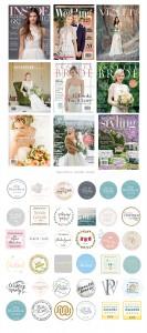 magazine published award winning seattle wedding photographers