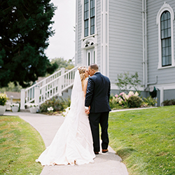 Port Gamble Wedding Photos
