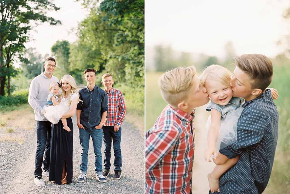 Seattle Family Photography | Blue Rose Photography | Seattle