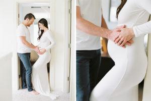 Seattle Maternity Photographer Fine Art Film