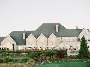newcastle golf club wedding photography on film