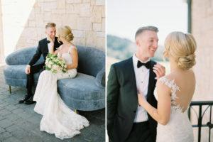 newcastle golf club wedding photography film
