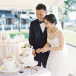 Woodmark Hotel Film Wedding Photographer