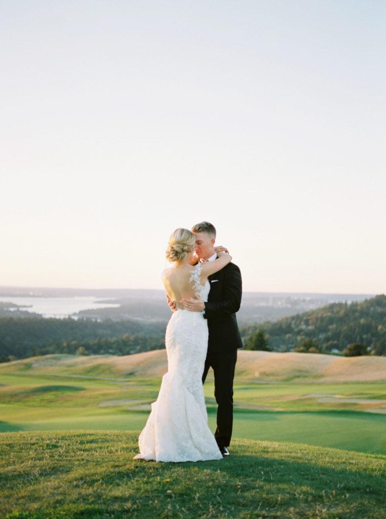 newcastle golf club wedding film
