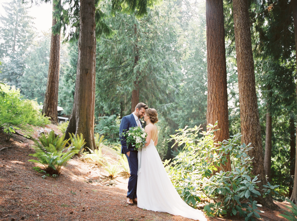 seattle wedding photographer film