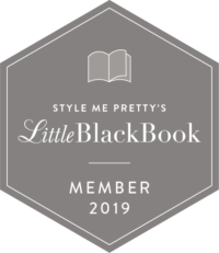 Style Me Pretty Little Black Book member Seattle Wedding Photographer
